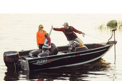 2018 Alumacraft Classic 165 CS Fishing Boats Lagrange, GA