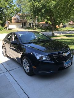 One Owner 2014 Chevy Cruz LS