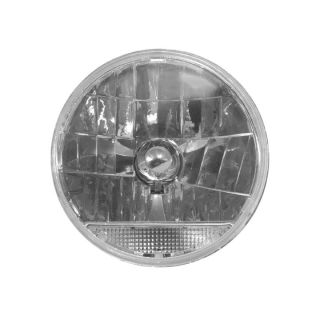 """Sell 1965-1973 FORD MUSTANG HALOGEN 7"""" HEADLIGHT ULTRA CLEAR W/CLEAR TURN SIGNAL motorcycle in Lawrenceville, Georgia, US, for US $72.95"""