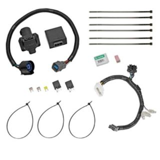 Purchase Trailer Tow Harness Hitch Wiring For Honda Pilot 2012 2013 2014 2015 7-Way motorcycle in Springfield, Ohio, United States, for US $95.00