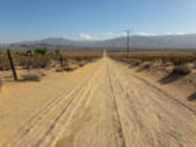 20 Acre Southern California Desert Ranch, 2hrs from LA