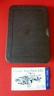 Find MERCEDES BENZ R107 BROWN FUSE PANEL COVER - MINT CONDITION motorcycle in Cape Coral, Florida, US, for US $45.00