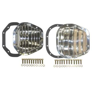 Sell Ford Super Duty F-250 F-350 Excursion 4x4 Polish Aluminum Differential Cover Kit motorcycle in Covina, California, United States, for US $179.95