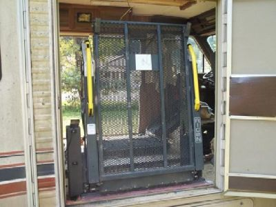 $750 OBO Electric wheelchair lift