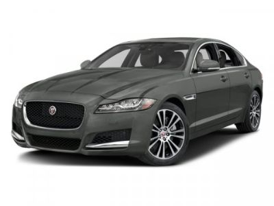 2017 Jaguar XF 20d Prestige (Polaris White)