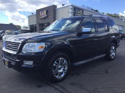 2010 Ford Explorer Limited (Black)
