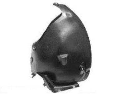 Purchase New Genuine Mercedes W211 E500 Right Front/Rear Fender Liner + Warranty motorcycle in Lake Mary, Florida, United States, for US $67.76