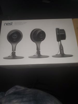 Google Nest Indoor 3 Camera Live Streaming Home Monitoring System