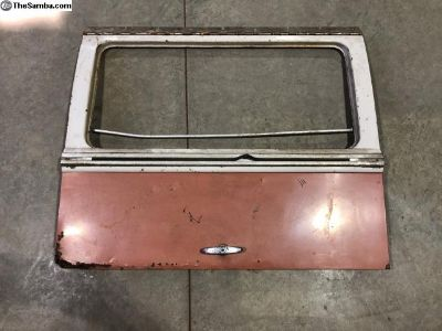 15 23 deluxe rear hatch SWR $500 shipped trades?