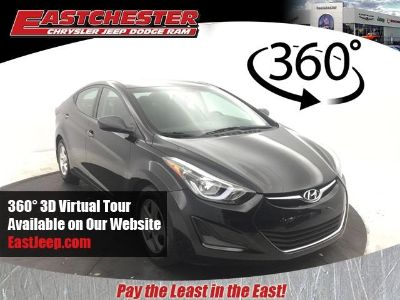 2014 Hyundai Elantra Limited (Phantom Black)