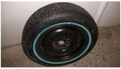 $35 GOODYEAR VECTOR TIRE I have a never used 'Goodyear Vector' tire that is still on