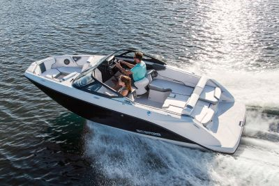2018 Scarab 195 G Jet Boats Clearwater, FL