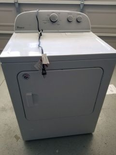 Whirlpool 7 Cu GAS dryer- only 7 months old!!!