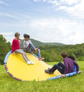 Wave Rocker, Ride On Rocking Toy for Outdoor Play - 8ft x 8ft