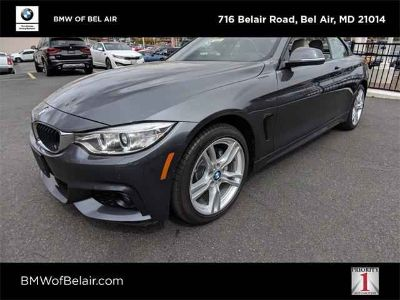 Used 2015 BMW 4 Series 2dr Conv AWD