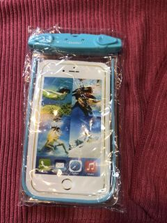 Waterproof bag for phone - porch pick up