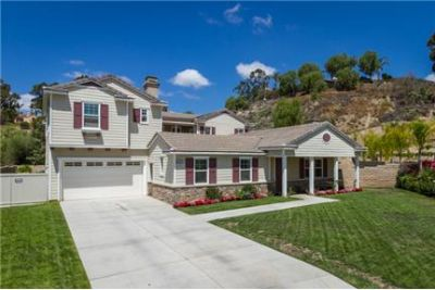 Executive Home In Santa Rosa Valley Camarillo