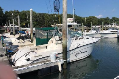 2005 Seaswirl Striper 2601 WA