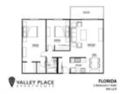 Valley Place Apartments - The Florida
