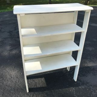 STURDY, STRONG HARD WOOD SHELF