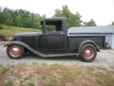 Featured SOLD 1934 Ford Pick Up For Sale SOLD