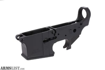 For Sale: Factory new ANDERSON STRIPPED LOWER