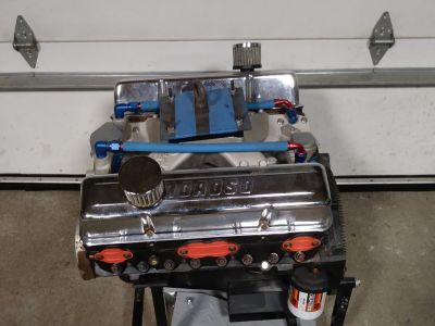 406 SBC race engine