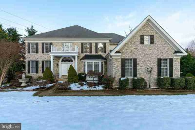 8020 Pohick Rd Springfield Six BR, Gorgeous Custom Home Located