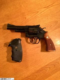 For Sale: Smith & Wesson 357 Magnum