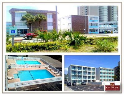 Twilight-Surf Motel-Oceanfront Motels For Sale-Myrtle Beach, SC. by Keystone Commercial Realty