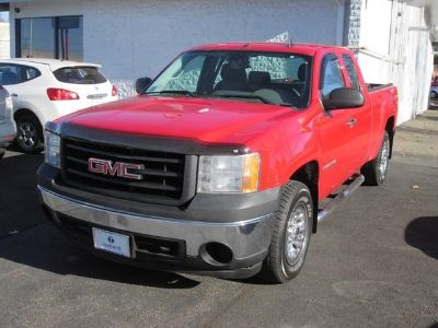 2007 GMC Sierra 1500 Work Truck (Red)