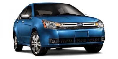2010 Ford Focus SEL (Blue)