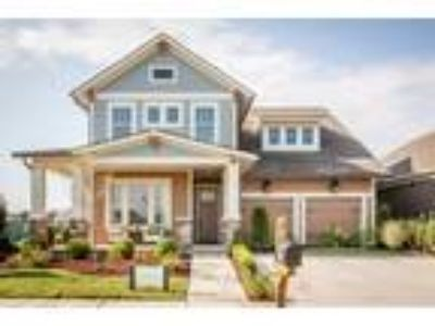 The Keegan by David Weekley Homes: Plan to be Built