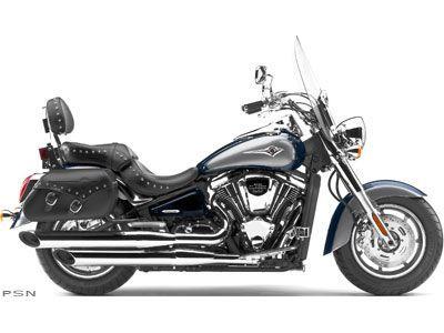 2008 Kawasaki Vulcan 2000 Classic LT Cruiser Motorcycles Sierra Vista, AZ