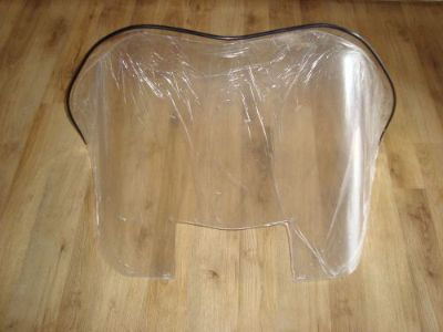 Sell Sno Stuff Arctic Cat Pantera 1976 1977 1978 1979 Windshield 450-120 motorcycle in Green Bay, Wisconsin, United States, for US $40.00