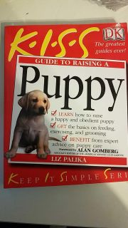 Guide to raising a puppy