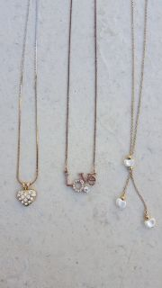 Charming Necklaces