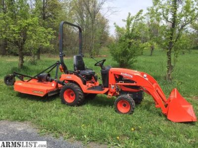 For Sale: 2010 Kubota BX2660 4x4 Tractor w