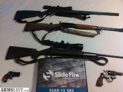 For Sale/Trade: Guns