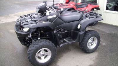 2009 Suzuki KingQuad 750AXi Power Steering ATV Utility ATVs Butte, MT