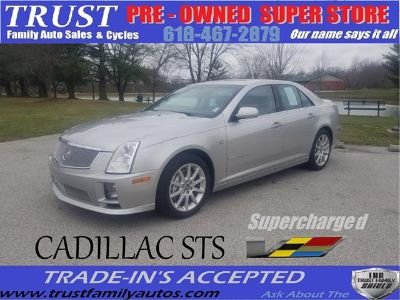 2006 Cadillac STS-V Supercharged,Rare, Hard To Find, Low Milage, This Sedan Is SWEET    LQQK