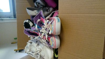 Girl preschool shoes