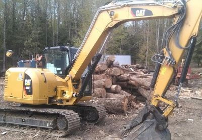 2016 Caterpillar 308e-Wb-Hydraulic-Thumb