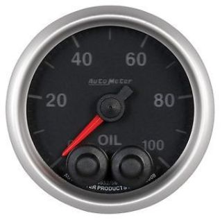 Find Auto Meter 5652 Elite Series; Oil Pressure Gauge motorcycle in Rigby, Idaho, United States, for US $270.95