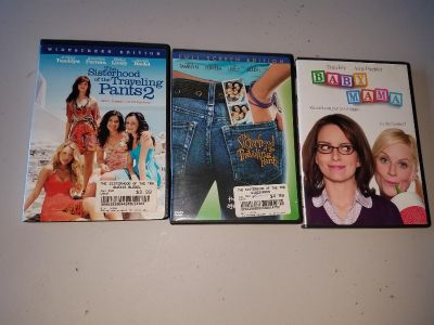 Movies $1.50 each or All for $3