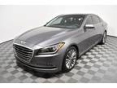 2016 Hyundai Genesis 3.8 Ultimate Package