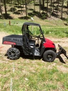 2012 Polaris Ranger 500 4x4 EFI Utility Vehicle