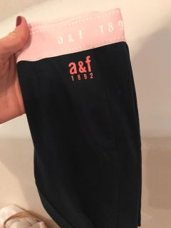 Abercrombie and Fitch legging