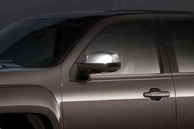 Purchase SES Trims TI-MC-145T Chevy Avalanche Mirror Covers Truck Chrome Trim 3M motorcycle in Bowie, Maryland, US, for US $66.00