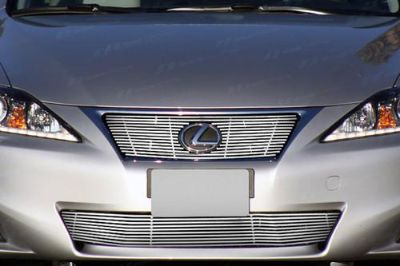 Purchase SES Trims TI-CG-213A/B 2009 Lexus IS Billet Grille Bar Grill Chromed motorcycle in Bowie, Maryland, US, for US $396.00